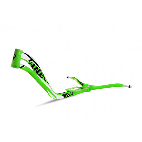 RUSH THUNDER DRIFT TRIKE FRAME GREEN
