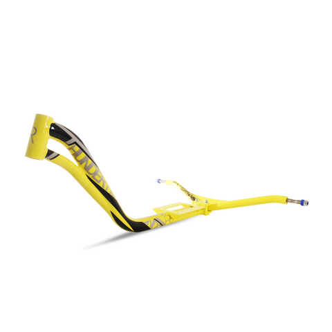 RUSH THUNDER DRIFT TRIKE FRAME YELLOW