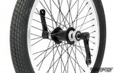 TRIAD CARTEL WHEELSET (BLACK & WHITE)