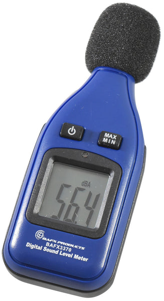 Decibel Meter / Sound Level Reader
