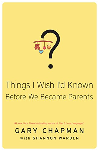 Things I wish I´d known before we became parents
