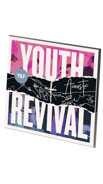 Young & Free Youth Revival Accoustic CD/DVD