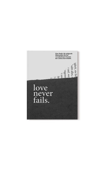 Sisterhood Study - Love Never Fails (Digital Download)