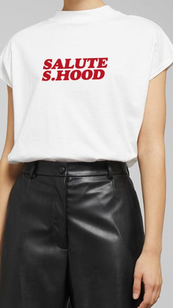 "Sisterhood T-Shirt ""Salute S.hood"""