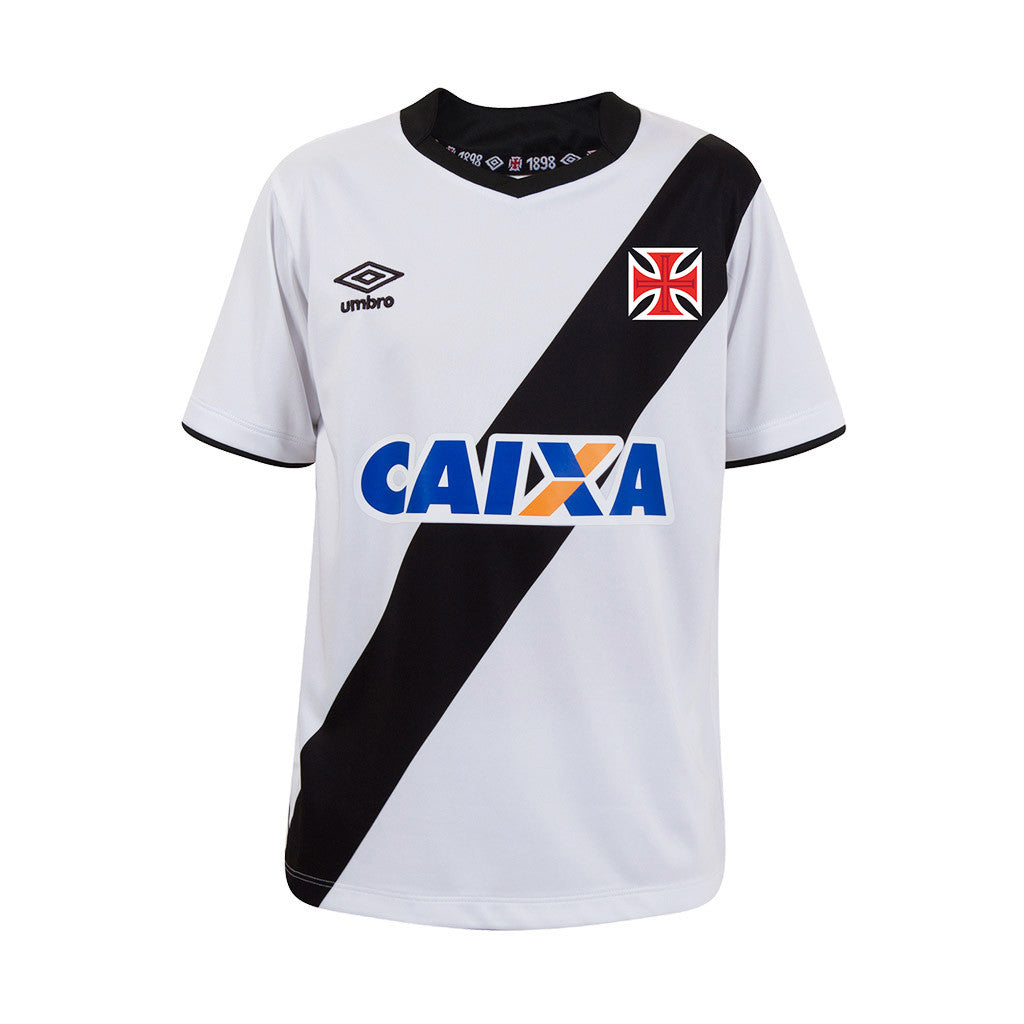 CAMISA INFANTIL VASCO AWAY 2014 (NUM)