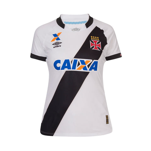 CAMISA FEMININA VASCO AWAY 2015