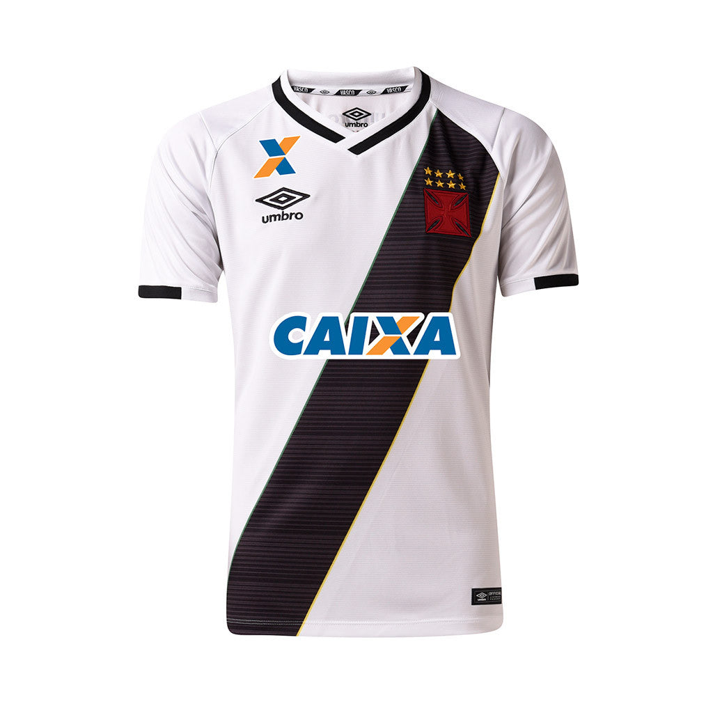 CAMISA MASCULINA VASCO AWAY 2016 (FAN)