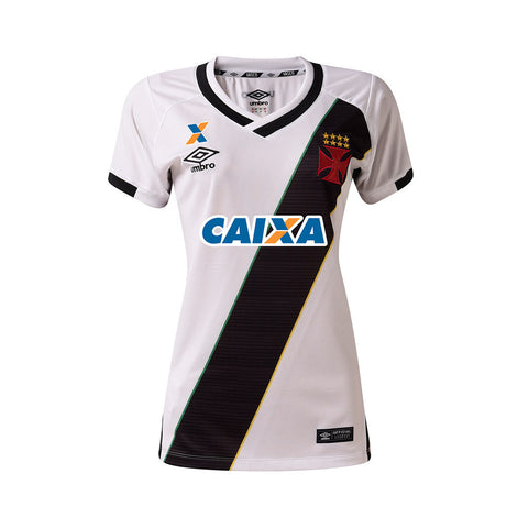 CAMISA FEMININA VASCO AWAY 2016