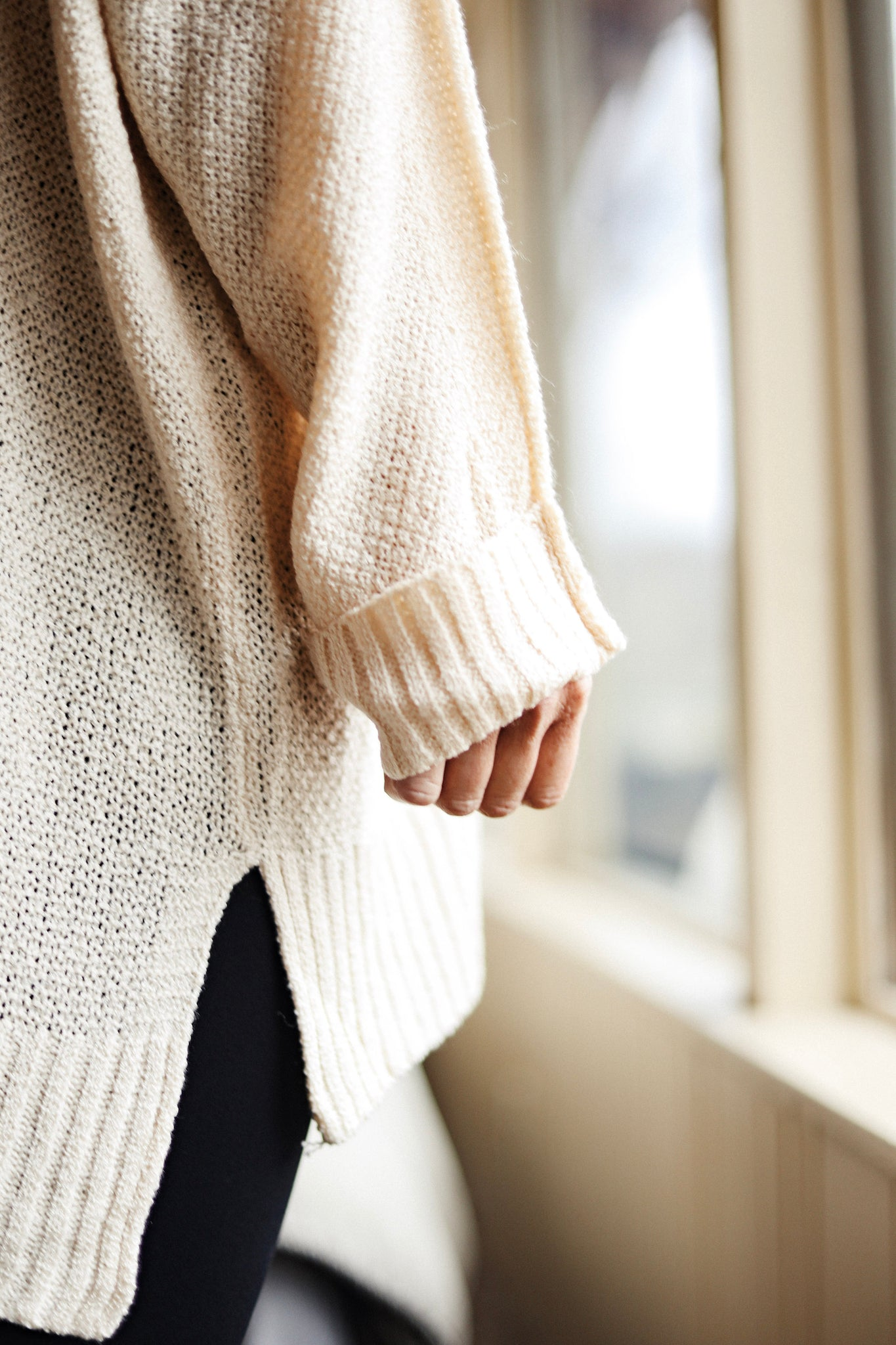 Can't Stop The Feeling Sweater Cream