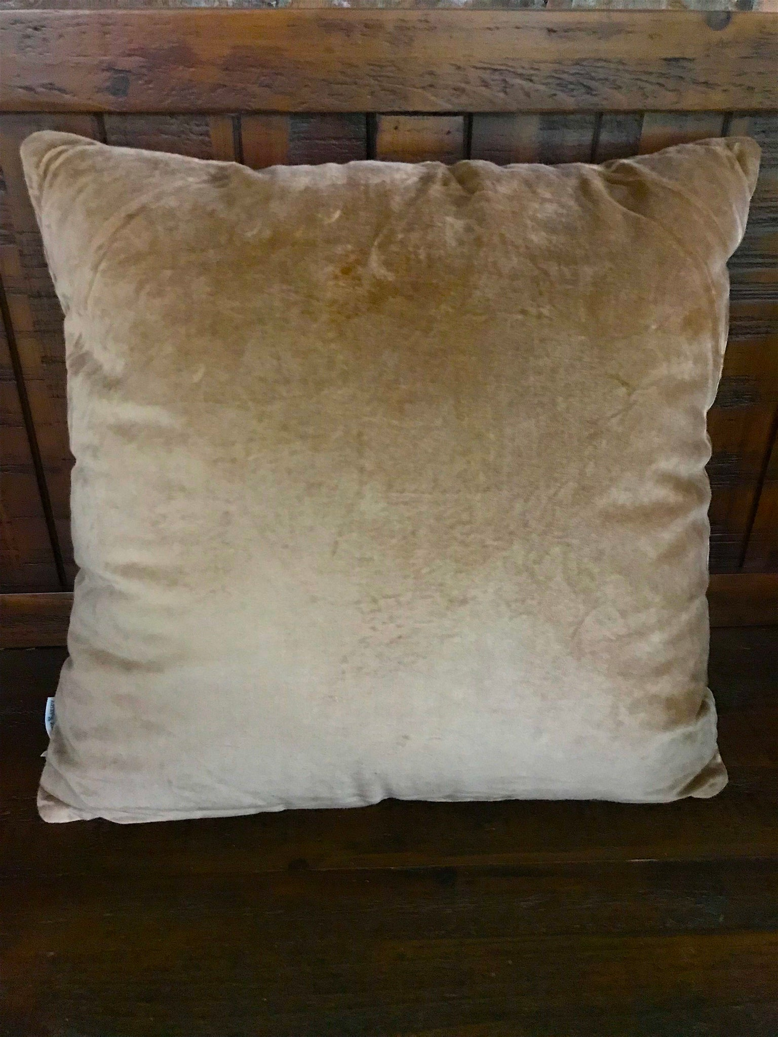 Grateful Velvet Pillow
