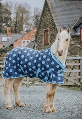 Blue Spotty 50g Stable Rug - AVAILABLE TO PREORDER
