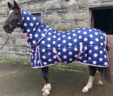 NEW Pink Spotty 200g Stable Rug