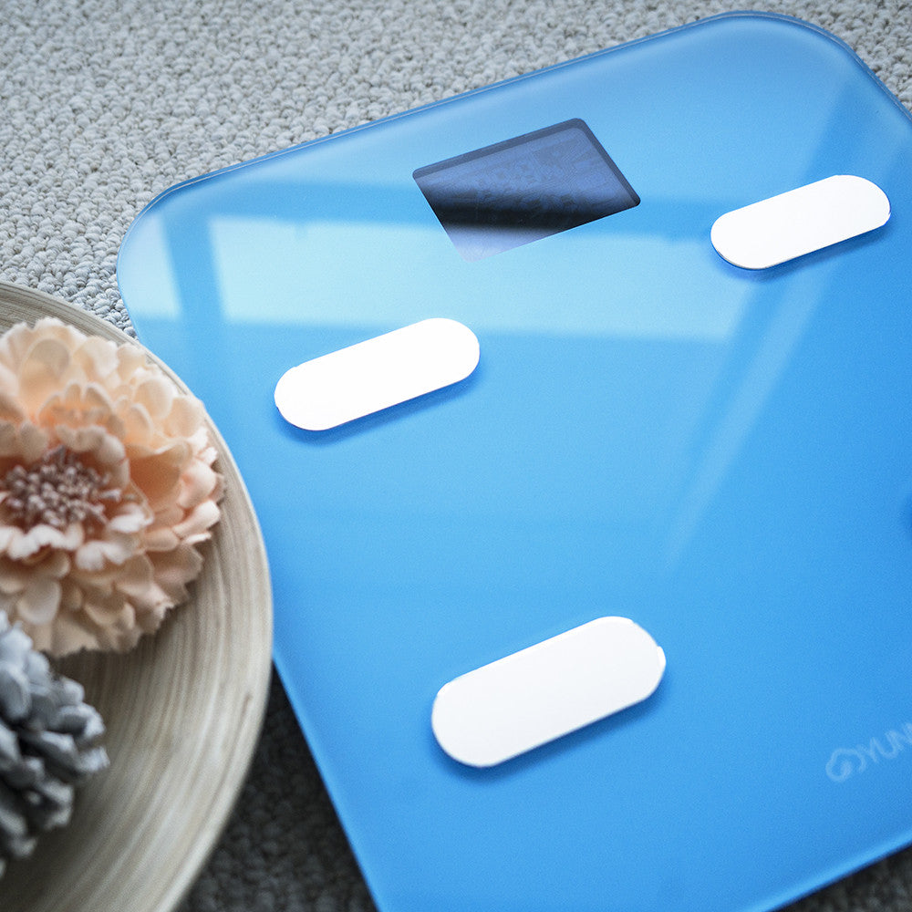 Yunmai Color Bluetooth Smart Scale - Blue