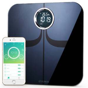Yunmai Premium Bluetooth Smart Scale - Black