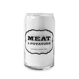 Meat & Potatoes – Beer Glass
