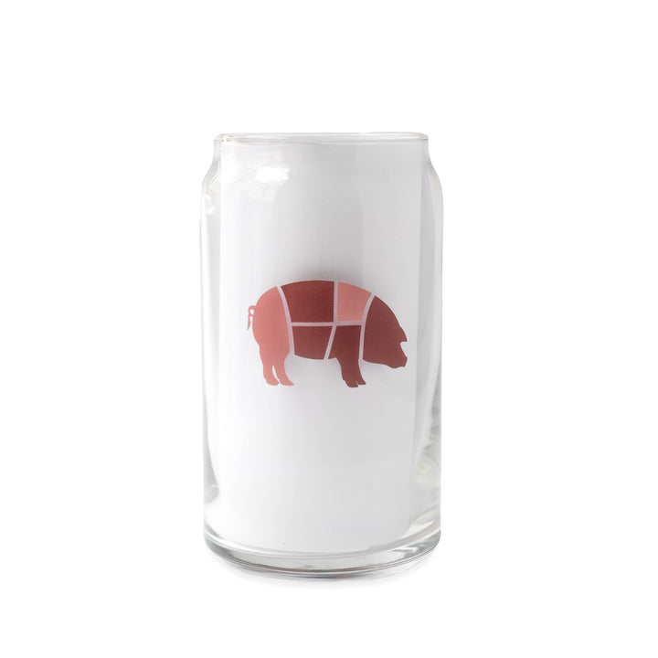 Pork & Beans – Beer Glass