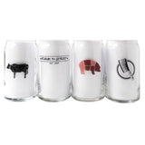 Beer Glass 4-Pack