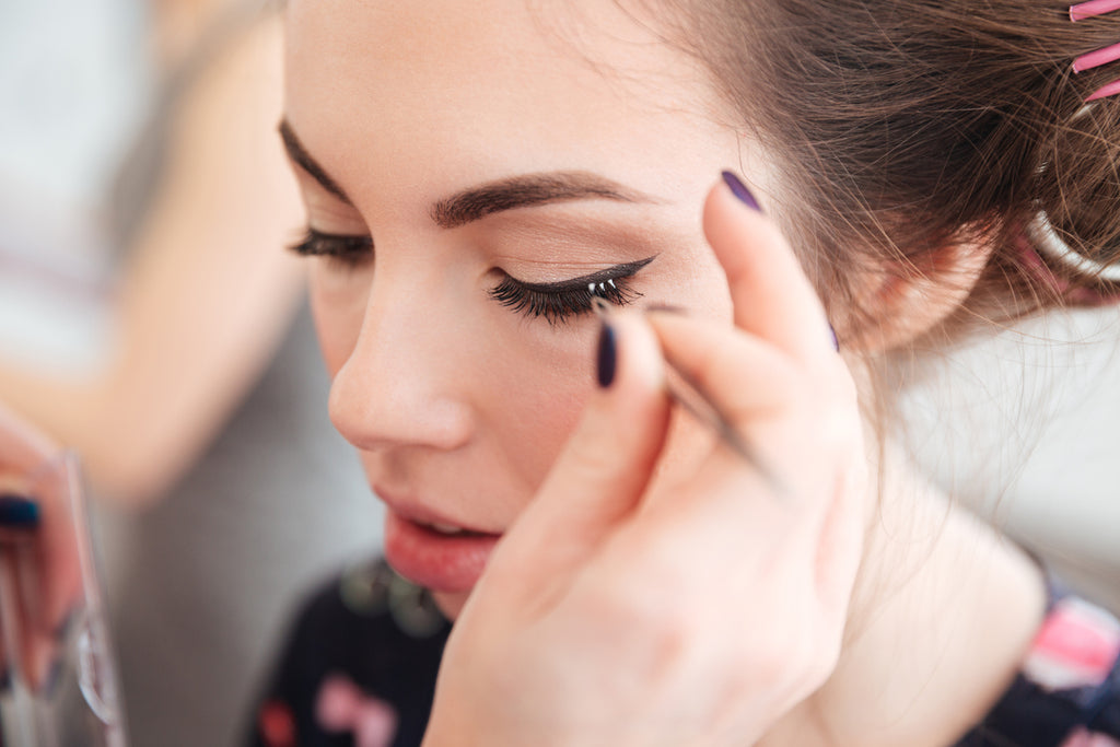False Eyelash Application Course