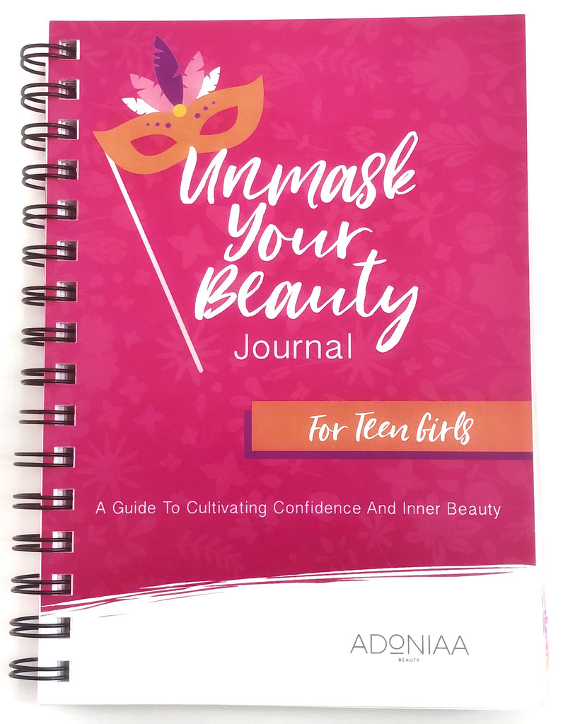 Unmask Your Beauty Journal
