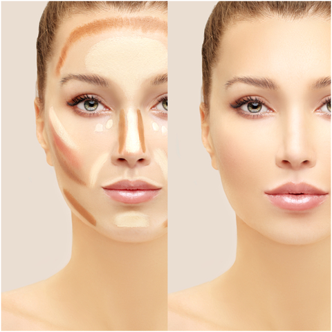 Highlighting & Contouring Makeup Course