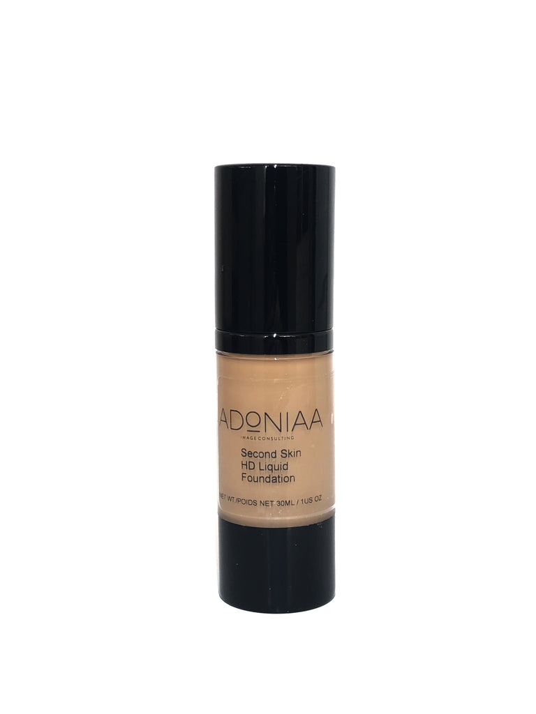 Second Skin Foundation - Tan