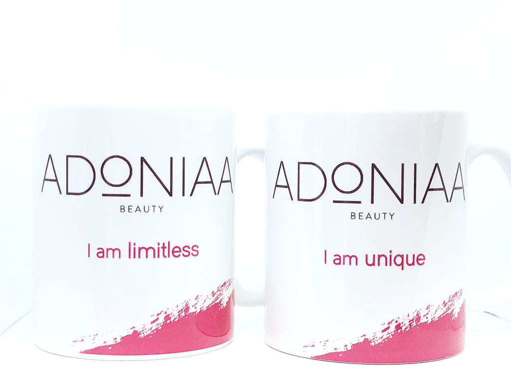 Adoniaa Inspiration Mugs
