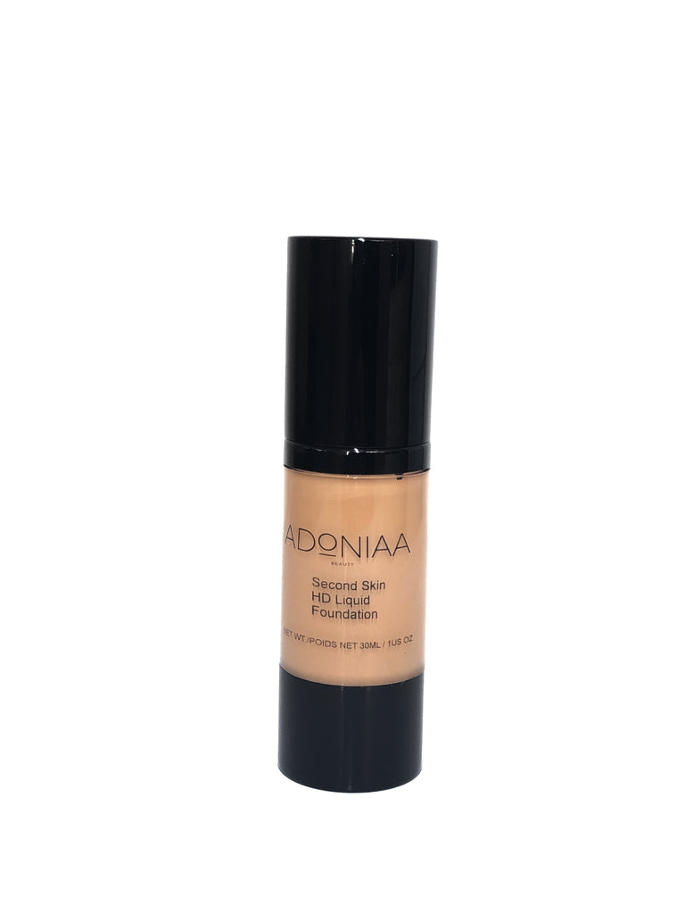 Second Skin Foundation - Dark Tan