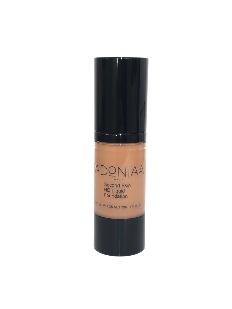 Second Skin Foundation - Caramel