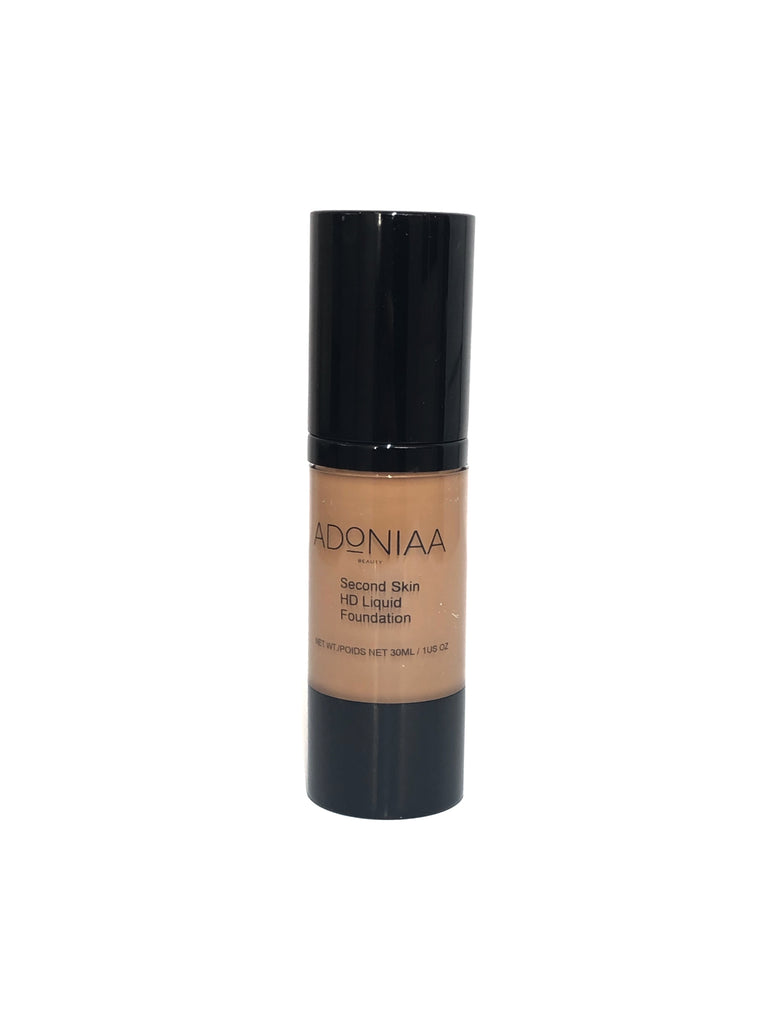 Second Skin Foundation - Almond