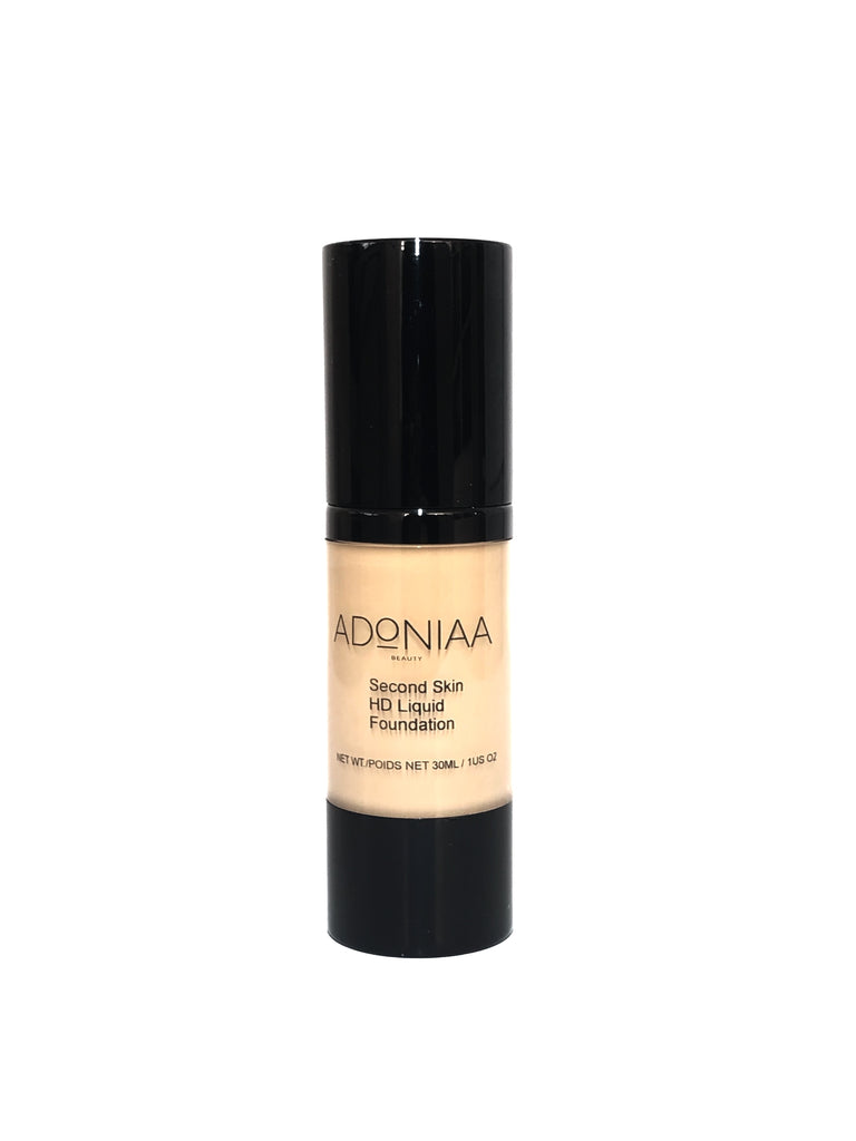 Second Skin Foundation - Medium Ivory