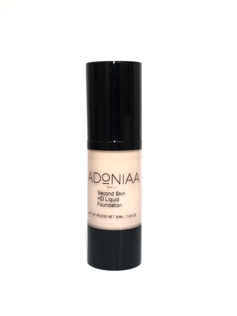 Second Skin Foundation - Extra Light Porcelain