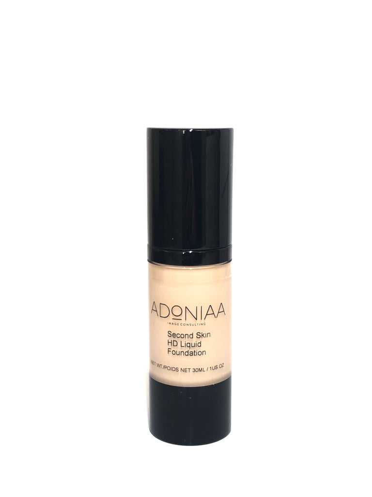 Second Skin Foundation - Light Porcelain