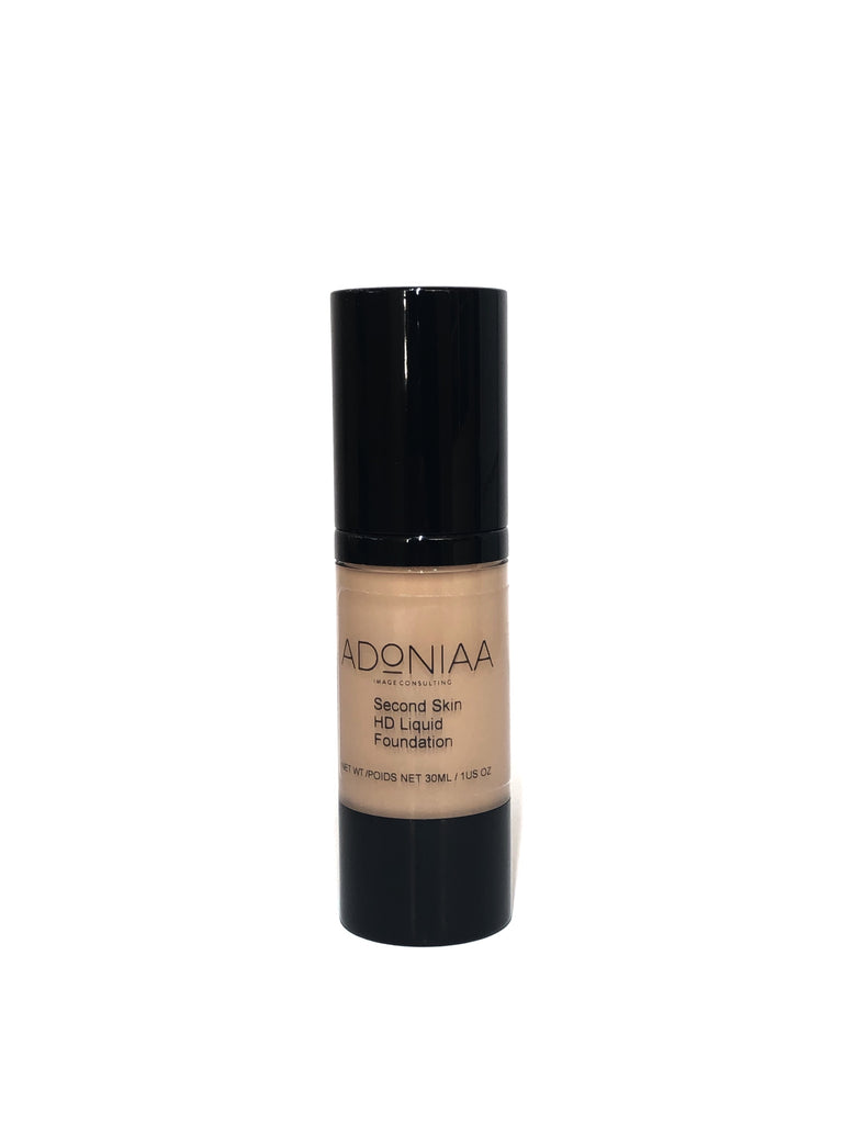 Second Skin Foundation - Medium Beige