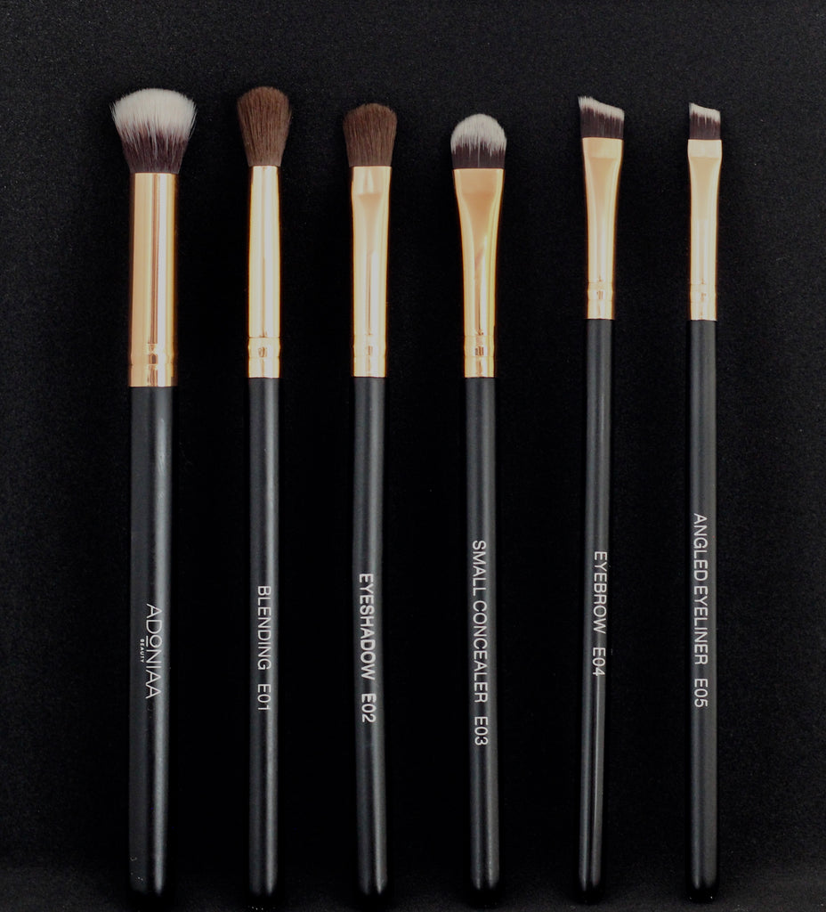 Adoniaa Essential Makeup Brush Set (11 pcs)