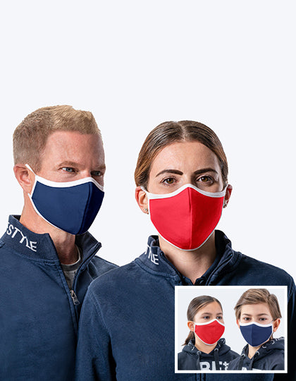 Premium Mouth-Nose-Mask (3 Pair Pack)