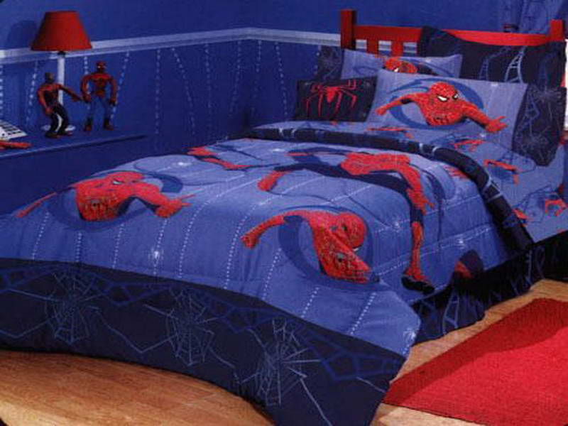 Can't get rid of those Spiderman sheets? We got a solution.