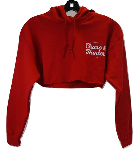 THE CROPPED HOODIE #2