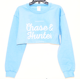 CLASSIC CROPPED CREWNECK