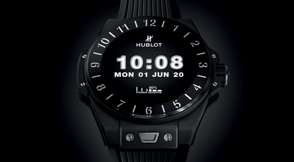 Introducing: Hublot Big Bang E Black Ceramic.