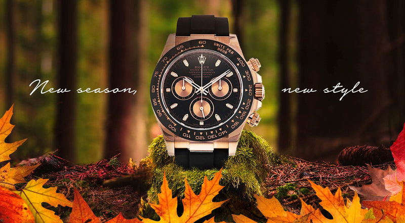Your Autumn Must-haves from BitDials!