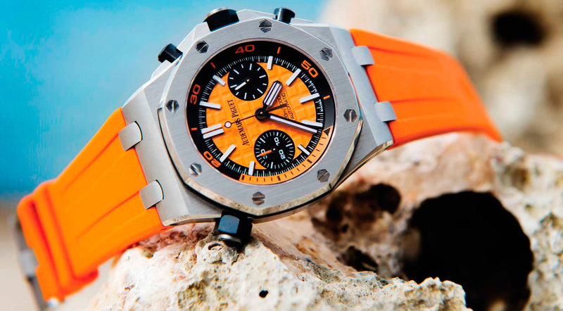 Audemars Piguet Royal Oak Offshore Diver 15710ST.