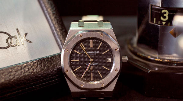 Legendary watches: famous models with a great history. Audemars Piguet.