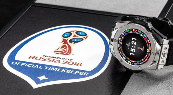 Hublot Big Bang Referee FIFA World Cup Limited to 2018 pieces