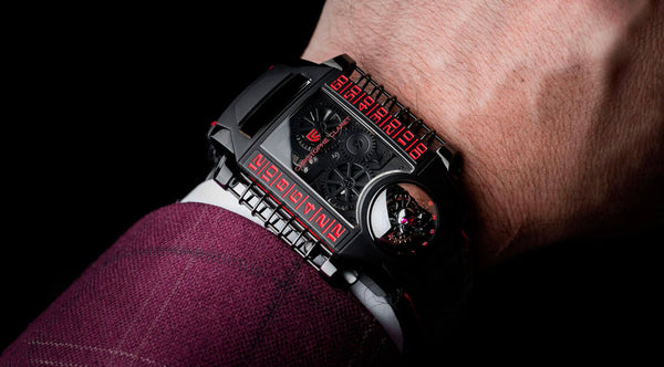 Interesting facts about Christophe Claret watches.