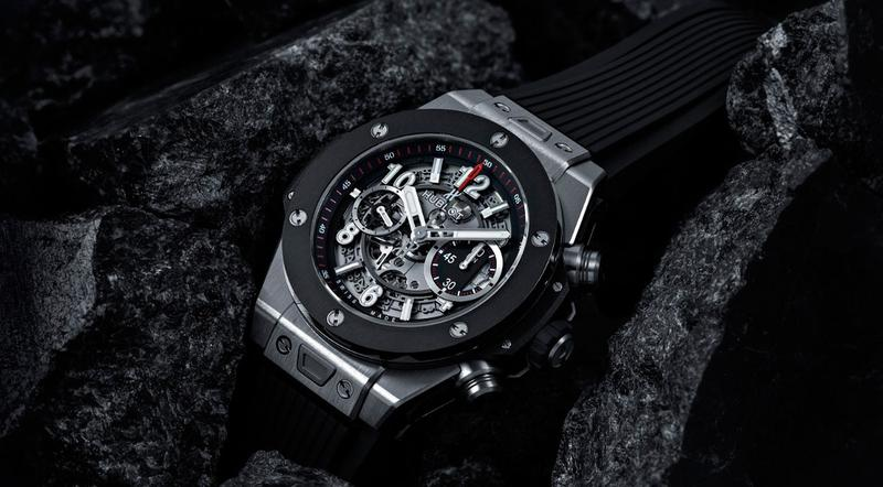 HUBLOT. The Art of Fusion.