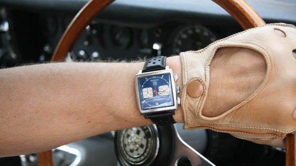 The Best Watches for Car Enthusiasts.