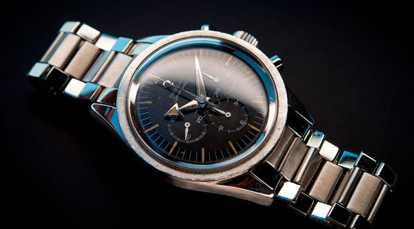 Legendary watches: famous models with a great history. Omega.