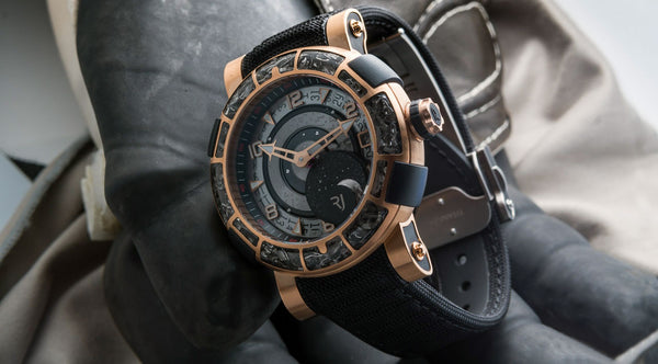 Behind the brand: Romain Jerome.