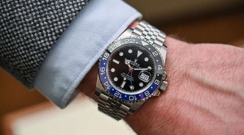 Rolex GMT MASTER II. Way of Success.