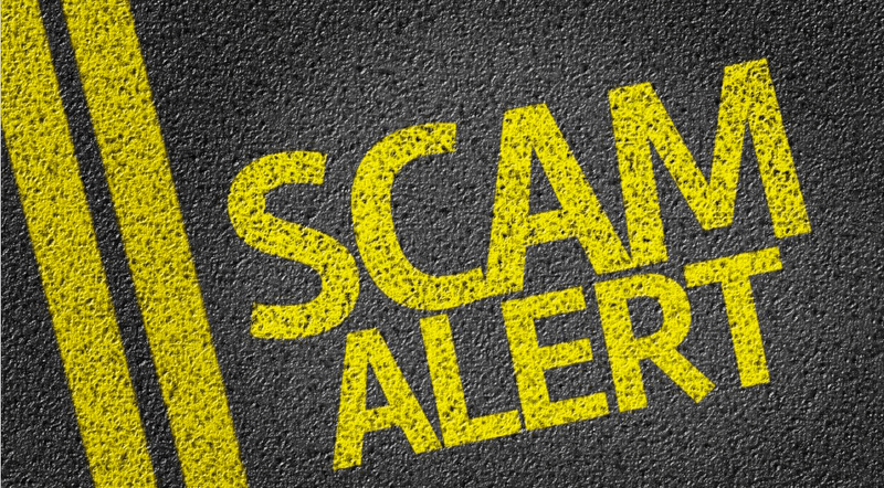 SCAM ALERT! Other website pretend to be BitDials.